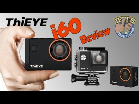 ThiEye i60 : 4K Ultra HD Budget Action Camera - REVIEW