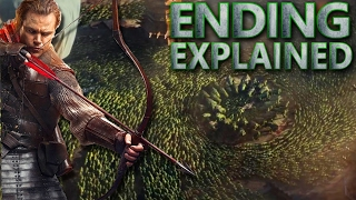 The Great Wall Ending Explained Breakdown And Recap - WTF HAPPENED?
