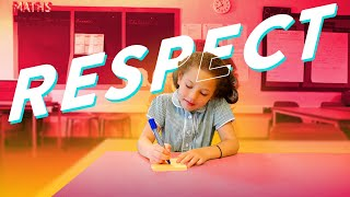 Respect for others - How to behave at school, how to treat others and teach good manners