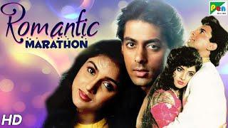 Superhit Romantic Movies Marathon | Love, Dil Ka Kya Kasoor | Hindi Movies | Hd