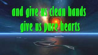 Give us clean hands - Mercy Me ( with lyrics )