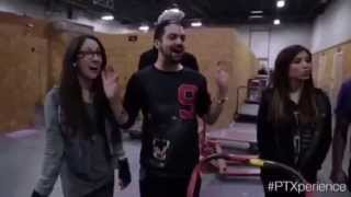 Funny/Weird/Cute Moments on PTXperience [Episodes 1-4]
