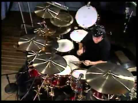 Rush - The Color Of Right (Neil Peart Drumming)