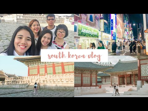 First Day in South Korea!