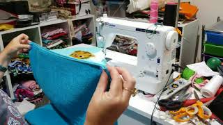 Appliques With Character - How To Make A Hooded Towel Video