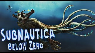 Subnautica BELOW ZERO Прохождение #7 - МОРСКОЙ ИМПЕРАТОР