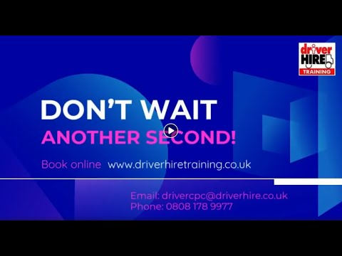 Online Driver CPC training from Driver Hire Training - YouTube