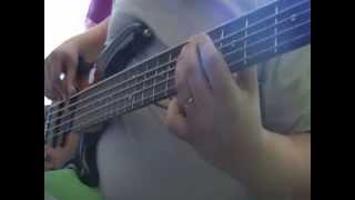 Deep Purple - Don´t Let Go (2005) - Bass Cover