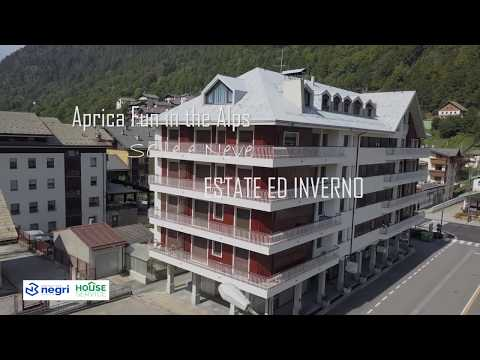 Video - APRICA Condominio Viale Funivia Affitto 6 posti letto