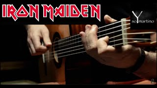 MOTHER RUSSIA - Iron Maiden - acoustic guitar cover by soYmartino