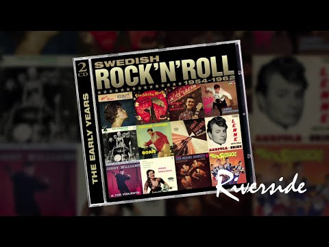 Swedish Rock'n'Roll 1954-1962