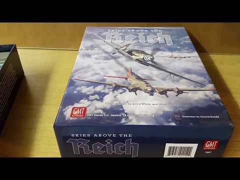 Skies Above The Reich Evaluation, Thoughts, Review and Recommendation.