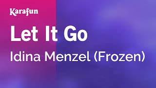Karaoke Let It Go   Idina Menzel (Frozen) *