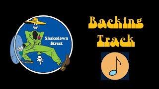 Shakedown Street (Grateful Dead) - Backing Track