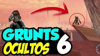 LOS 7 GRUNTS OCULTOS DE HALO - dooclip.me