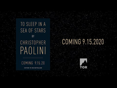 Christopher Paolini Announces To Sleep In a Sea of Stars