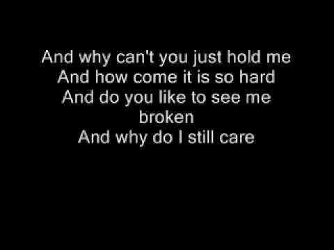 Maria Mena - Just Hold Me (Lyrics)