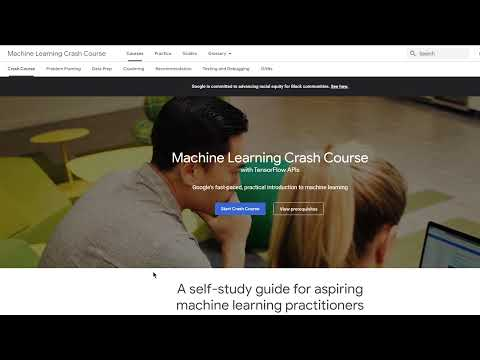 Google Free course | Machine Learning Crash Course from Google ...