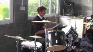 Olly Murs   'Dear Darlin' Drum Cover