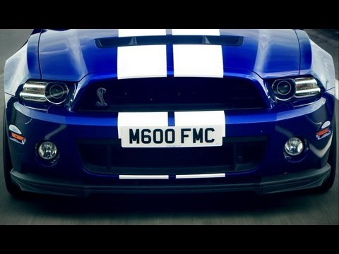 Shelby Mustang GT500 Vs Train | Race to the San Siro Pt 1 | Top Gear series 19 | BBC