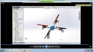 Quadcopter Simulation and Control Made Easy - MATLAB and Simulink Video