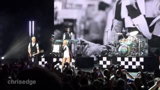 HD - No Doubt Live! Push And Shove 2012-11-24 Gibson Amphitheatre Universal City, CA