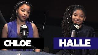 Chloe x Halle On 'Grownish', Beyonce & 'Love & Hip Hop'