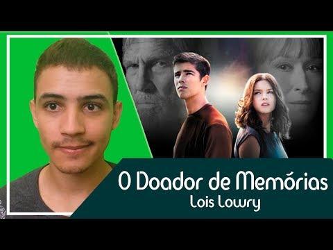 O Doador de Memórias | Patrick Rocha