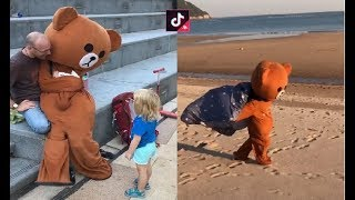 Funny Brown Bear Musically TikTok Compilation 2019 #funny #funnybear