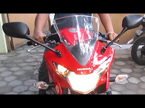 Premium Motor Sport Honda CBR 150R Body Engine Start Sound