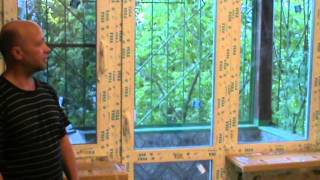 Отзыв об алюминиевом остеклении балкона, лоджии
