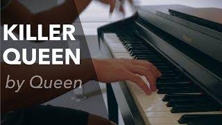 killer queen piano vocal cover - TH-Clip