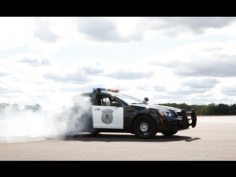 Chevrolet Caprice Police Car Road Test