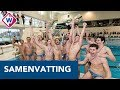 Samenvatting | AZC - GZC Donk (bekerfinale waterpolo) | 10-03-2019 - OMROEP WEST SPORT