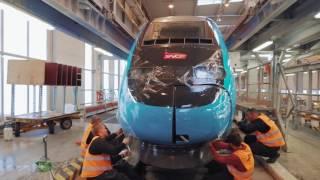 HEXIS, fabricante de films adhesivos para la industria ferroviaria