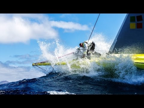 A life made by sailing | Volvo Ocean Race 2014-15