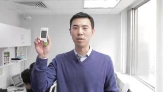 Экотестер GreenTest ECO 5 (3 в 1 - Дозиметр, Нитрат-Тестер, Измеритель жесткости воды) от компании hozyain. com. ua - видео 2