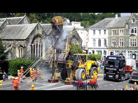 The Man Engine: Compilation