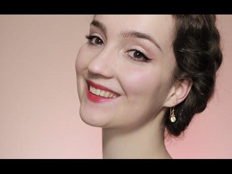 Easy Spring Bridal Makeup (No Cakeface)