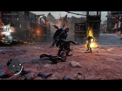 Middle-earth: Shadow of Mordor Steam Key GLOBAL - 2