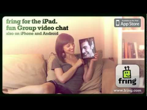 Video Calling App Fring Now Offers Four-Way Group Chat