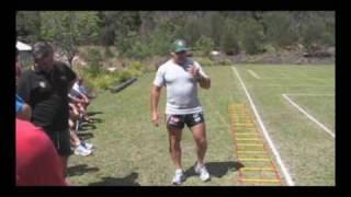 Rugby Training Drills – Plyometrics/Speed Agility
