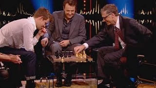 Bill Gates vs. Best Chess Player in the World (Magnus Carlsen)