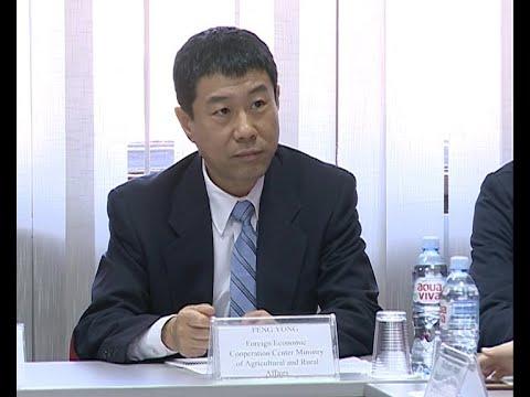 Poseta kineske delegacije Sidu
