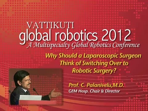 Why Should a Laparoscopic Surgeon Think of Switching to Robotic Surgery