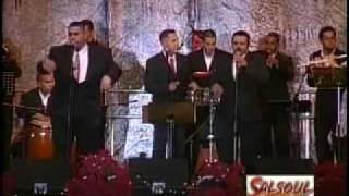 El Cantante JOSE LESLIE ESCOBAR alternando con EL GRAN COMBO de PR  -  LA BANDA  (Salsa)