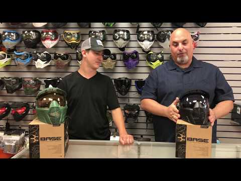 Base Paintball GS-O Goggle Review