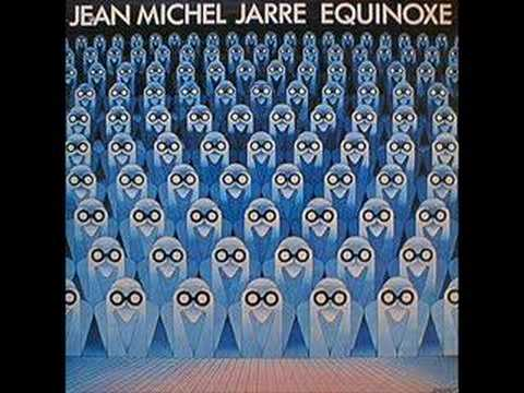 Equinoxe 4 - Jean Michel Jarre