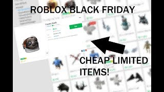 ROBLOX Leaks - Black Friday Sale is Almost Here! [ November 24th