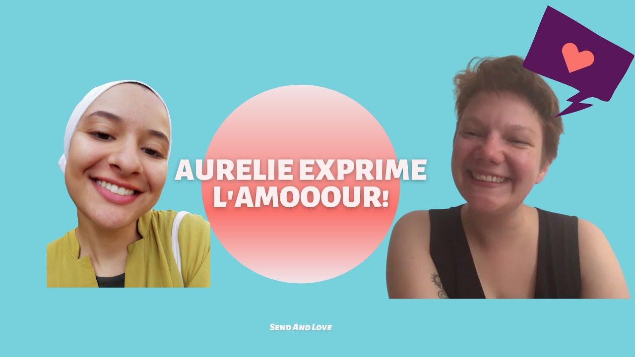 LES VOIX DE L'AMOOOUR - LA VOIX D'AURELIE - Témoignage n°7 - SENDANDLOVE ❤